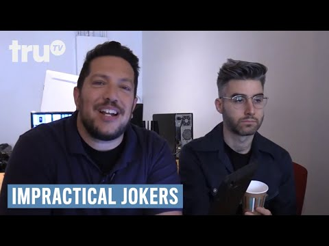 "Impractical Jokers - ""Catch All the Chickens"" Ep. 718 (Web Chat) 
