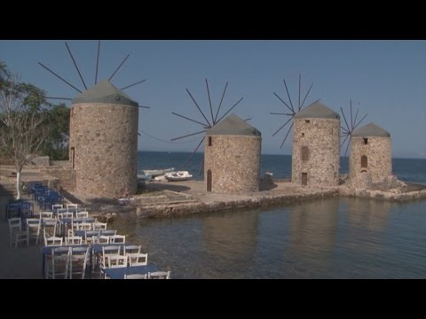 Discover the eastern Aegean – Chios