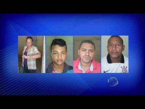 4 pessoas são pegas acusadas de assalto em Piracuruca