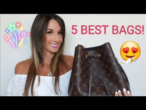 5 BEST LUXURY HANDBAGS TO START YOUR  LOUIS VUITTON COLLECTION/ SOUFEEL JEWELRY REVIEW