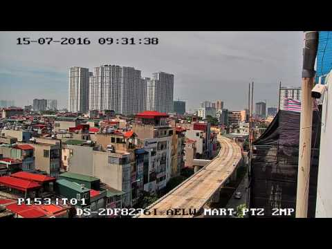 DS-2DF8236I-AELW SMART PTZ 36x zoom, HIKVISION