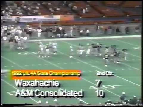 1992 State Championship Game