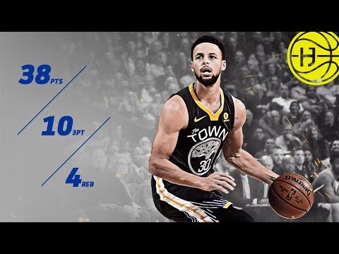 Steph Curry GOES OFF for 38 PTS in 25 Minutes in his RETURN!! Warriors vs Grizzlies!