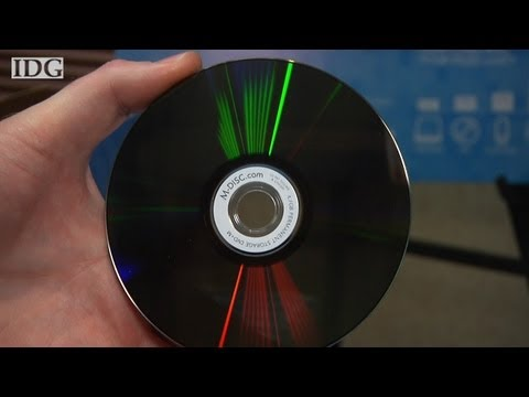 New Blu-ray Disc offers lifetime of storage