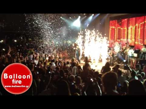 Video Πυροτεχνήματα