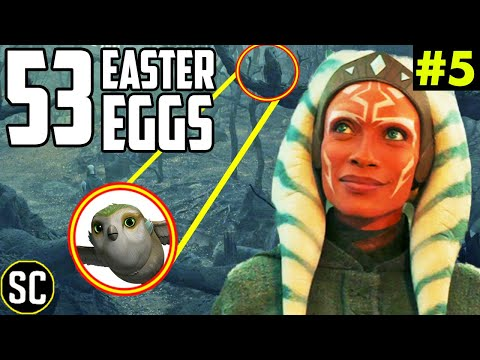 MANDALORIAN 2x05 Breakdown: Every Star Wars Easter Egg + Baby Yoda Origin EXPLAINED