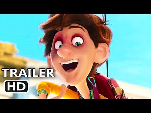 SPIES IN DISGUISE Trailer # 3 (NEW 2019) Tom Holland, Will Smith, Animated Movie HD