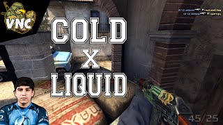CS:GO - cold x Liquid [iBP Fall Invitational]