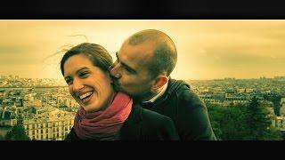 Love session sur le thème d'Amélie Poulain
