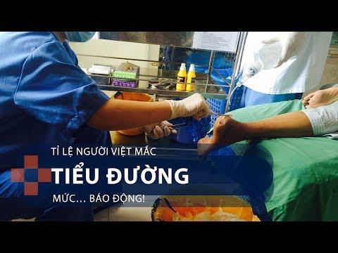 Tỉ lệ người Việt mắc tiểu đường mức… báo động! | VTC1 - Thời lượng: 68 giây.