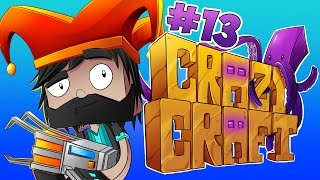 Video Minecraft : Crazy Craft - Ep 13 - Miner's Dream! download in MP3, 3GP, MP4, WEBM, AVI, FLV January 2017