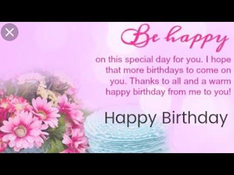 Happy birthday quotes - Happy birthday wishes।। New video