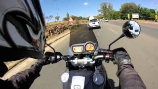 10. KTM 990 Adventure first ride
