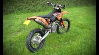 6. Ktm 530 EXC-R 2008 Test Ride