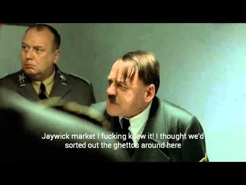 Hitler parody wolf fleeces