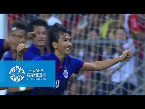 Team Cambodia on 28th Seagames Singapore 2015