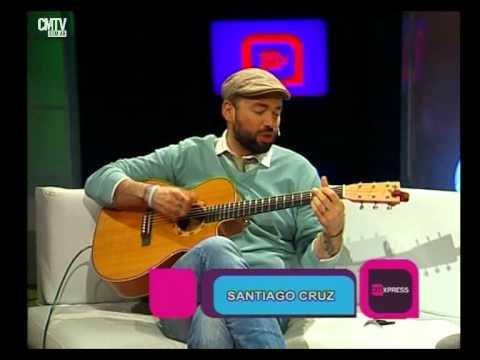Santiago Cruz video Desde lejos - Mayo 2015