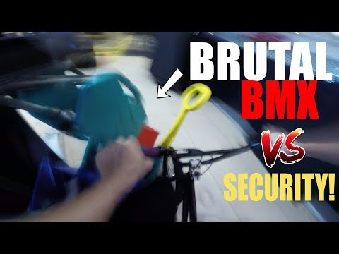 **BRUTAL** BMX IN AND OUT CHALLENGE!! (видео)