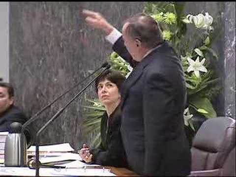 Chicago Mayor Richard Daley: Rant Video