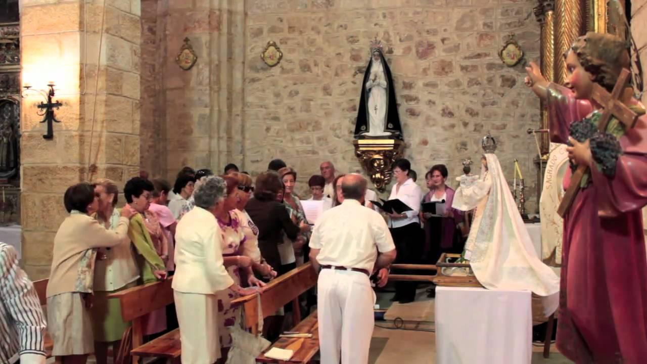 Misa Parroquial en Aldea del Pinar