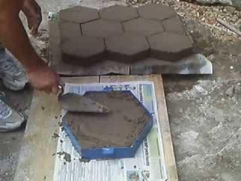 lajota de cimento -