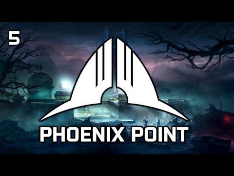 Phoenix Point - Part 5: Fire Hot!