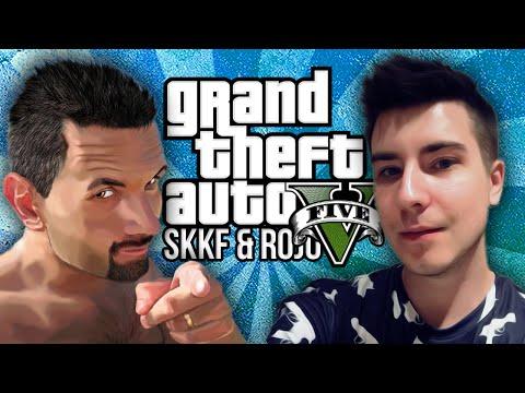 GTA V Online [#9]: SKKF & ROJO!