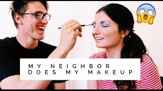 A lot of girls do makeup tutorials, but I thought I would make mine more interesting! My neighbor has been a family friend for years and is literally like my little brother! He definitely does a GREAT job doing my makeup (sarcasm)! What do you think? My NEW personal website: http://www.carlyhartman.comMusic:[Italian Afternoon by Twin Musicom is licensed under a Creative Commons Attribution license (https://creativecommons.org/licenses/...)Artist: http://www.twinmusicom.org/)Follow me on everything:-Follow my personal accounts:Facebook: /carly.christianInstagram: @carlyyhartmanTwitter: @carlyyhartmanSnapchat: @c.hartmanPinterest: /carlyyhartman-Follow Cora Wear:Facebook: /corawearInstagram: @coraawearTwitter: @coraawearYouTube: www.youtube.com/channel/UCR_D1ksXiKM4gO2­­­­­­­­­­­qMyN0MfgTumblr: www.corawear.tumblr.comWebsite: www.corawear.com-Follow Go Impact 360:Facebook: /goimpact360Instagram: @pageant360 & @goimpact360Twitter: @goimpact360YouTube: www.youtube.com/channel/UCgcjNY1mr5wAxBH­­­­­­­­­­­0lewwl4QWebsite: http://www.pageant360.com & http://www.goimpact360.org-Follow Carly Hartman Photography:Instagram: @carlyhartmanphotographyTumblr: http://www.carlyhartmanphotography.tu...