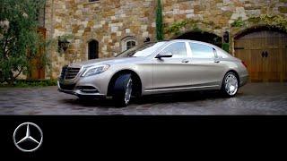 Esencja luksusu! Mercedes-Maybach S600 prezentuje swoje wdzięki!