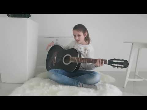 💛Für Kinder Gitarre spielen leicht erklärt
