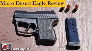 Nonton Is The Micro Desert Eagle  380 A Good Gun For Concealed Carry  Film Subtitle Indonesia Streaming Movie Download