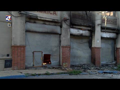 Formalización y prisión preventiva para el joven que inició el incendio el pasado viernes