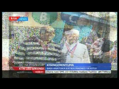 KTN Leo Wikendi: Kisengerenyuma tukiangazia Badi Muhsin 23/10/2016