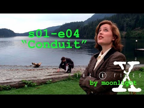 "X-Files by Moonlight: Season 1, Episode 4 ""Conduit"" Reaction with Spoilers"