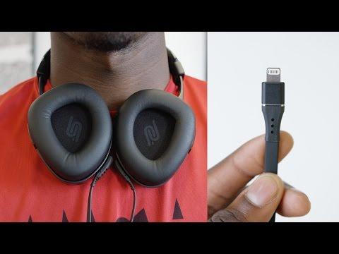 Dope Tech: Lightning Headphones!