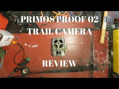 Primos Proof 2 Trail Camera Review and Test