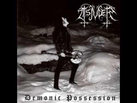 TSJUDER - demonic possession - BLACK LP 2015 - (Drakkar Productions)