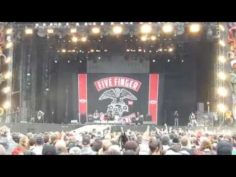 Five Finger Death Punch - Burn Motherfucker, Burn! [Download Festival 2015]