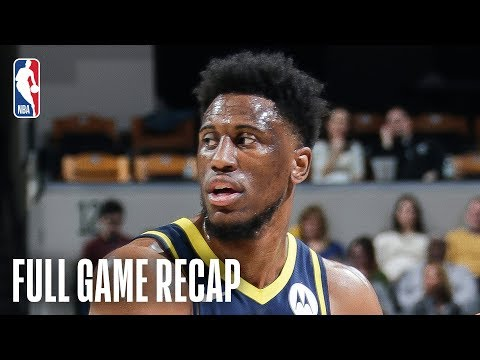 Video: PELICANS vs PACERS | Pacers Make 2nd Half Comeback | February 22, 2019