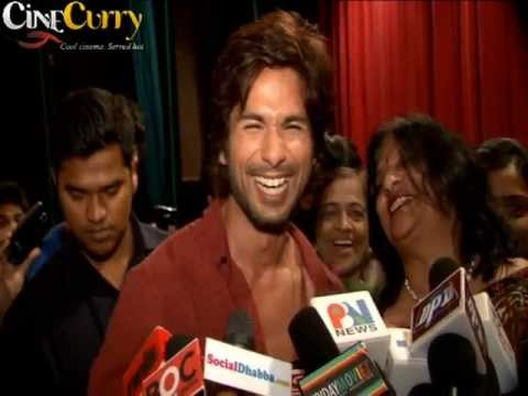 "Shahid Kapoor At ""Times Green Ganesha"" Launch"