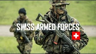 The Armed Forces of Switzerland. It includes the Swiss Special Forces, the Swiss Grenadiers (SF) and the Swiss Airforce.