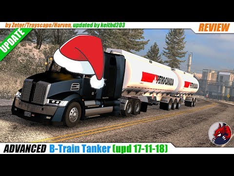 Advanced B-Train Tanker [1.32 & up]