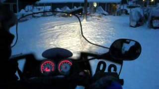 8. skidoo 550 gtx touring