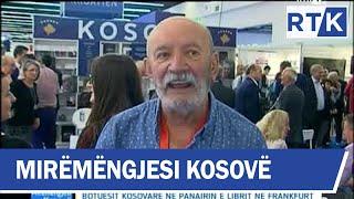 Mirëmëngjesi Kosovë - Kronikë - Panairi i Librit Frankfurt 18.10.2018