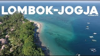 Video VLOGGG #79: Talkshow Lombok-Jogja: Ketinggalan Pesawat (lagi) MP3, 3GP, MP4, WEBM, AVI, FLV November 2018