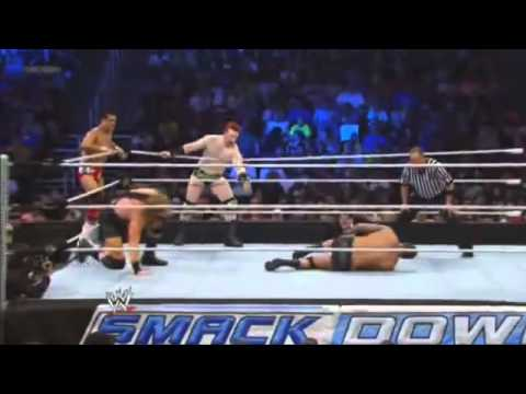 Crimaz com WWE Smackdown May 17 2013 - 5/17/2013 Full Show Part THREE HIGHLIGHTS