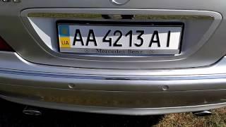 видео авто Mercedes-Benz S 500 в кредит