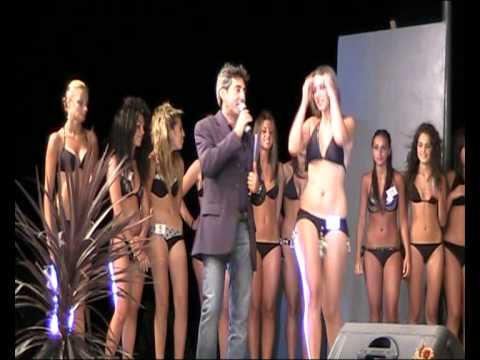 Miss e Mr Riviera 2010 a Casamicciola Terme - Terza Parte