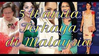 Download Video 5 Wanita Terkaya Di Malaysia MP3 3GP MP4