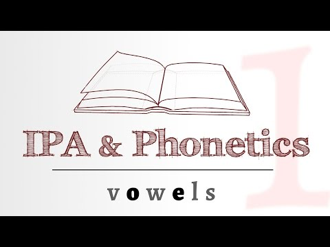 ipa - Learn to use the International Phonetic Alphabet (IPA) to help you accurately pronounce other languages. In this first lesson I introduce vowels and the vowe...